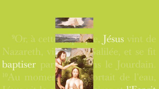 Regarder Jésus Christ pour lire la Parole de Dieu