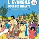 L'Évangile pour les enfants en BD, Collection L'Évangile en BD, rééditée en 2012.