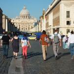 Journées mondiales des catéchistes à Rome en 2013.