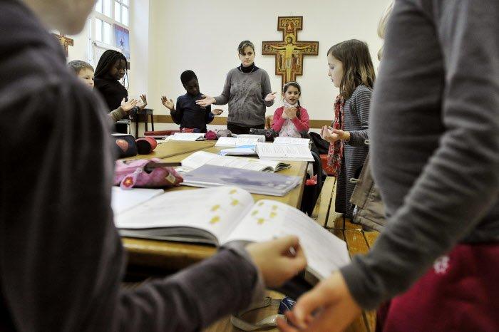 Catéchisme à St-Ambroise