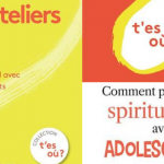 3 ouvrages d'Agnès Charlemagne, aux éditions Salvator.