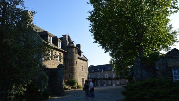 Foyer de Charité de Tressaint, dans les Côtes d'Armor.