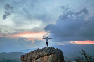 « J'aime le Seigneur : il entend le cri de ma prière . » Psaume 114, 1