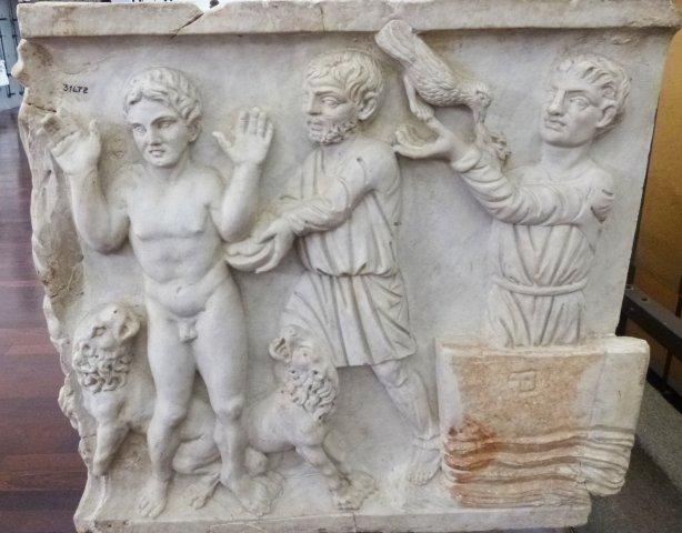 4 Daniel dans la fosse