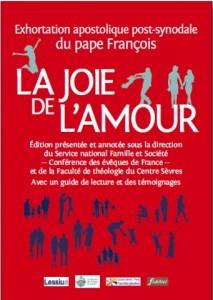 Amoris Laetitia édition annotée 2016