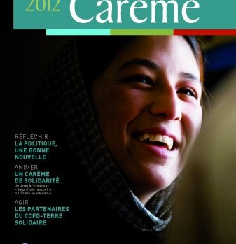 Brochure CCFD careme 2012