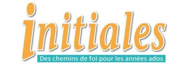 Cabochon logo Initiales