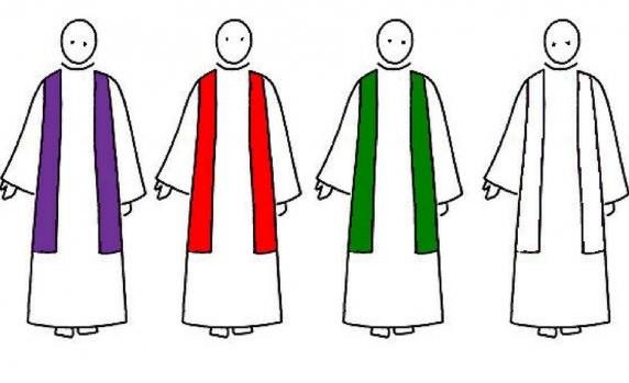 Couleurs liturgiques