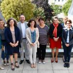 Equipe du Service national de la catéchèse et du catéchuménat, septembre 2019.