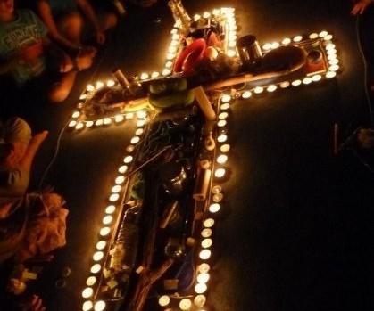 Ecole de prière croix