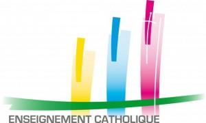 Logo de l'Enseignement catholique.