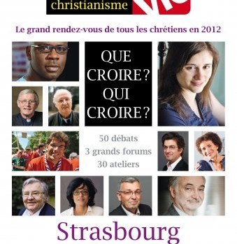Etats généraux christianisme 2012