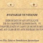 Evangelii nuntiandi Vatican