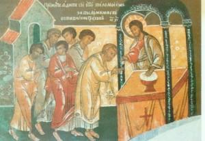 Icône congrès eucharistique 1980