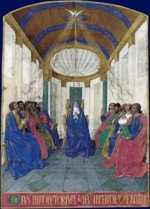 Illustration pour la Pentecôte