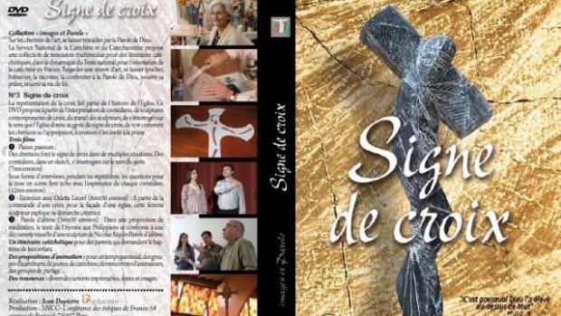 Jaquette Signe de Croix