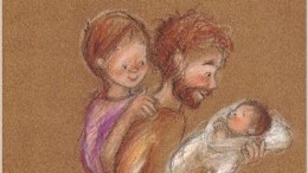 L'enfant : La Nativité racontée par Joseph