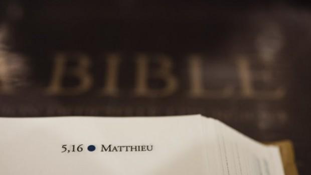 Nouvelle Bible à la procure