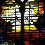 Vitrail de la Jérusalem Céleste