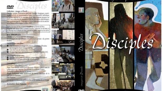 images et Parole DVD 1 Disciples jaquette