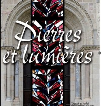 images et Parole DVD 2 Pierres et lumière couv