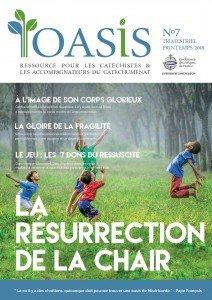 L'Oasis n°7 couverture