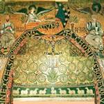 Abside de la basilique saint Clément de Rome.