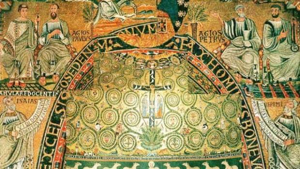 Croix St Clément Rome Une_EFD