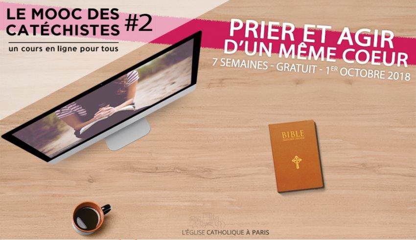 MOOC #2 catéchistes Paris