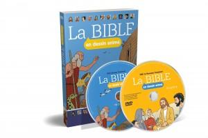 DVD la bible en BD