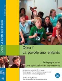 DVD Dieu la parole aux enfants_DVD marionnettes