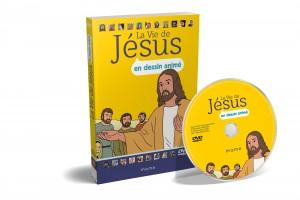 La vie de Jésus livre et DVD