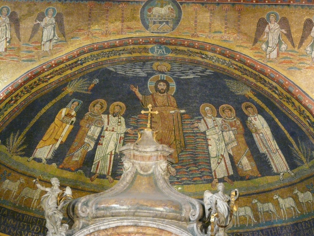 Ste Praxede-Rome-IXe