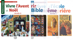 Points de repère, Les essentiels du catéchiste, éd. Crer Bayard, depuis 2018..