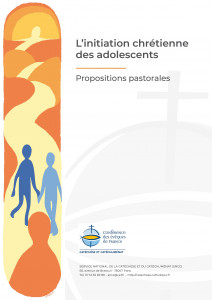 propositions pastorales initiation chretienne adolescents