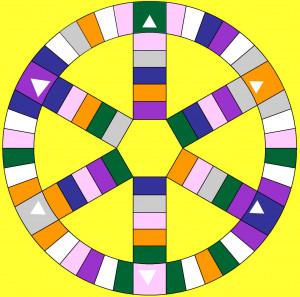 ini 252-e1 trivial-Combien ca coute Plateau de jeu
