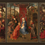 L'adoration des Mages - Hugo van der Goes