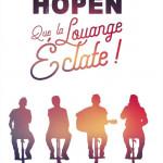 Hopen_Que la louange eclate_Livre