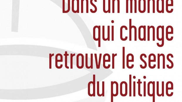 Dans monde qui change sens politique