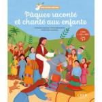 Pâques raconté et chanté aux enfants, éd. Bayard Musique, 2019.