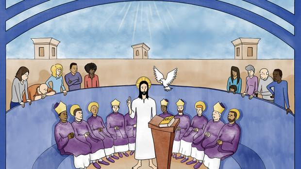 « Connaître Jésus-Christ avec l'Église antique », un MOOC de théologie du Collège des Bernardins, 2019.