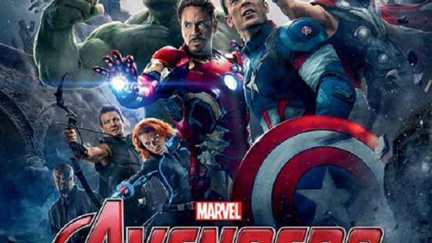 ini 240-e2 Avengers Affiche