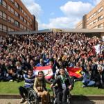 300 jeunes du monde entier réunis à Rome en mars 2018 à l'occasion du pré-synode.