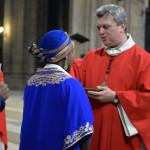 Confirmation d'adultes de novembre 2018, diocèse de Paris.