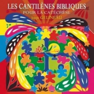 Les cantilenes bibliques CD