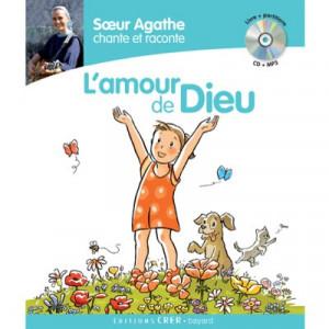 Sr Agathe Amour de Dieu CD