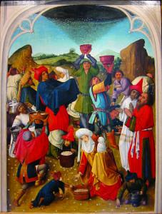 Maître de la manne - 1470 (Chartreuse de Douai)