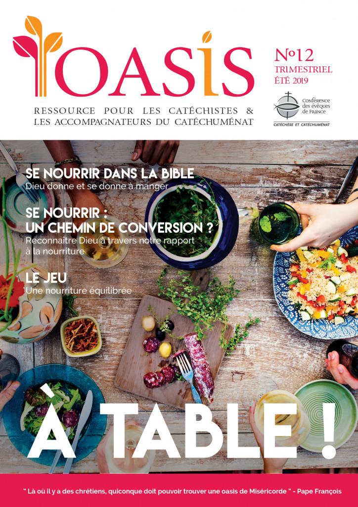 L'Oasis 12 - Couverture