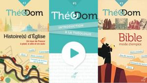 « Bible, mode d'emploi » est le troisième cahier d'activités proposé par Théodom.