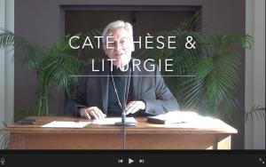 Conférence de Mgr Benoit-Gonnin sur l'Eucharistie.